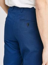 Pantalon de costume slim confort stretch