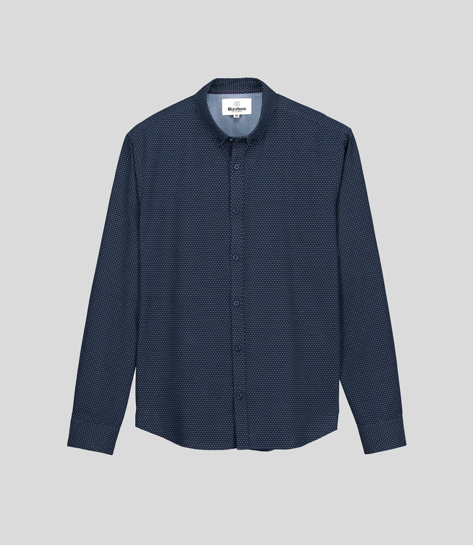 Chemise Sportswear Bleu Marine Clair