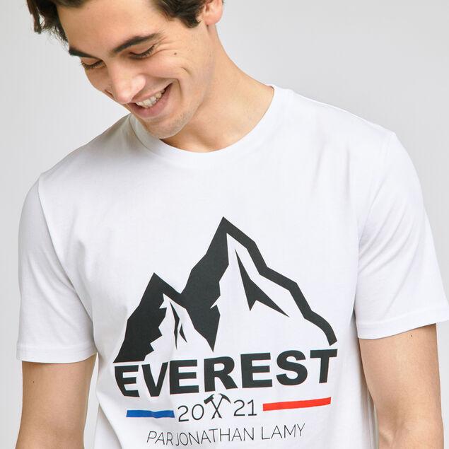 Tee shirt imprimé Everest 2021