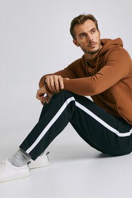 Pantalon de jogging matière recyclée