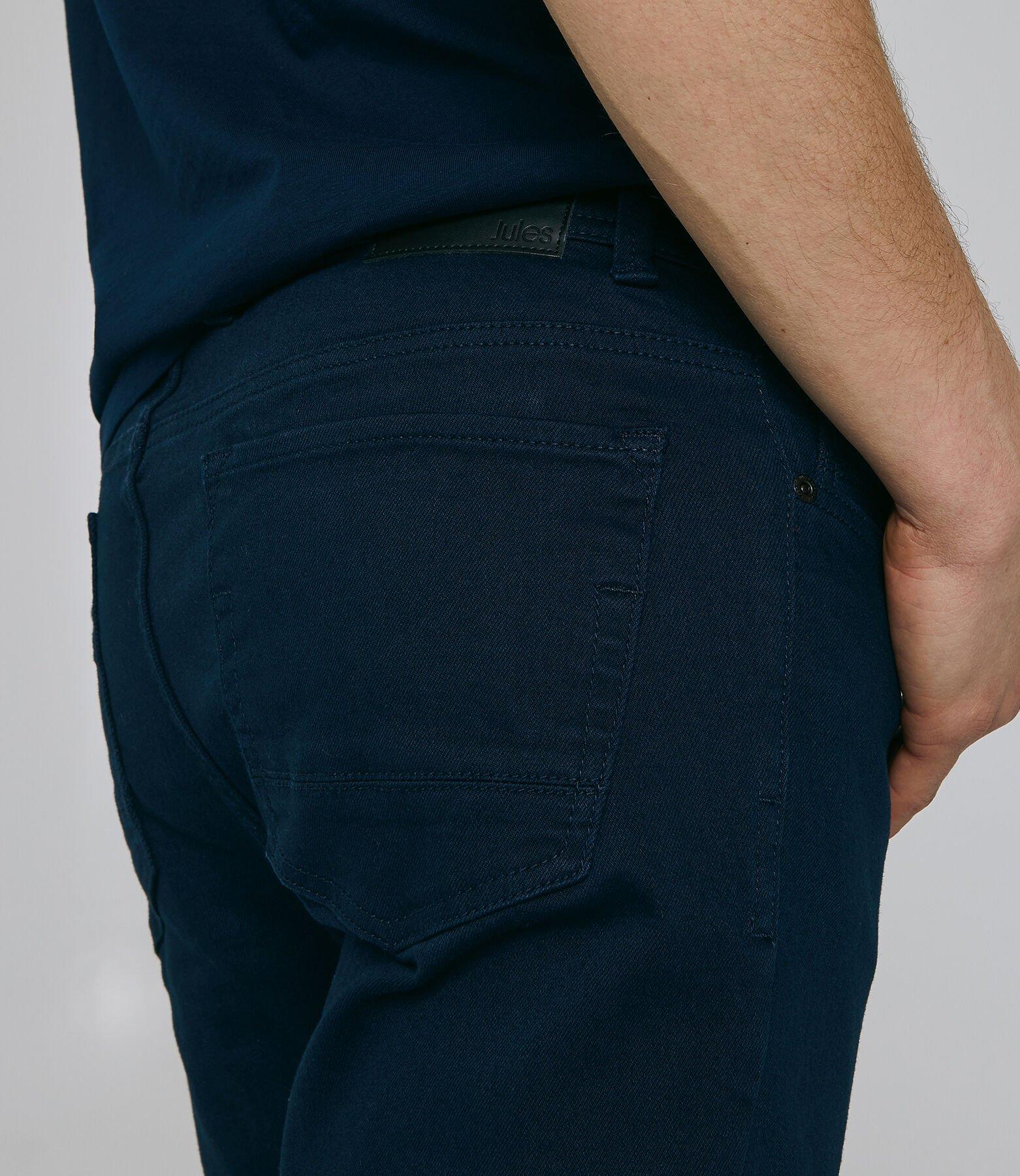 Jean slim 5 poches coton stretch