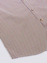 Chemise manches courtes regular imprimée