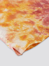 Chemise regular manches courtes tie and dye