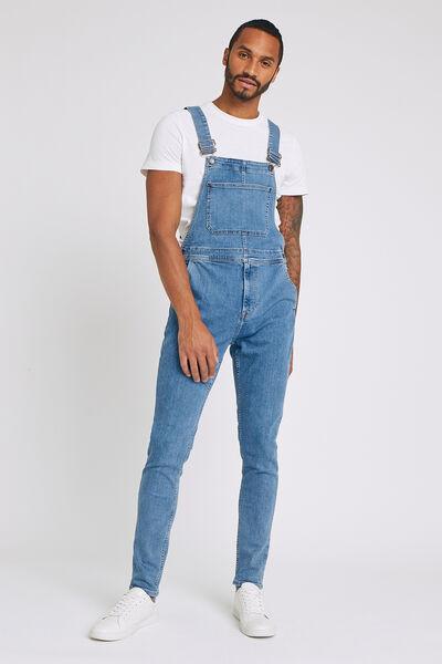 Salopette jean