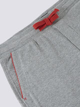 Short de pyjama uni