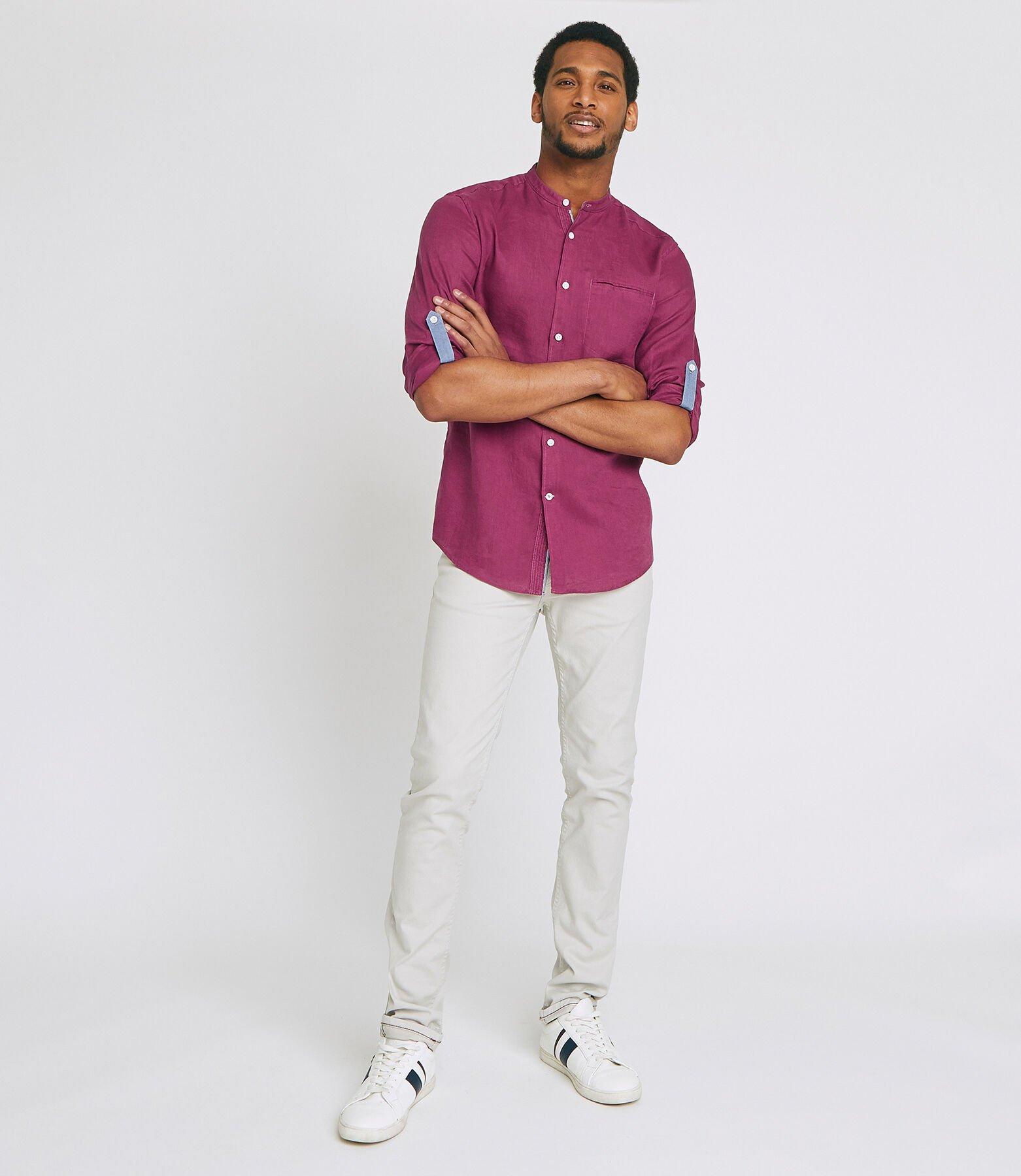 Chemise Sportswear Framboise