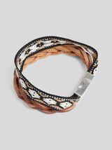 Bracelet multi cordons