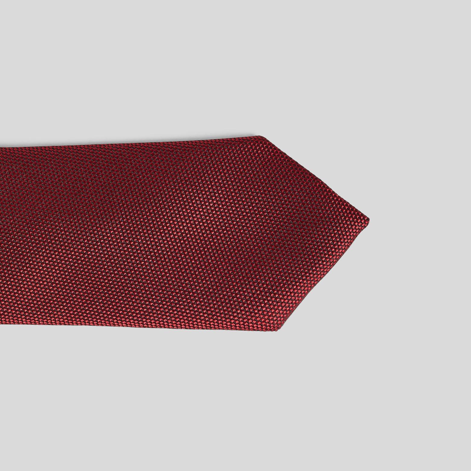 Cravate unie slim