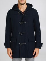 Manteau long style duffle coat