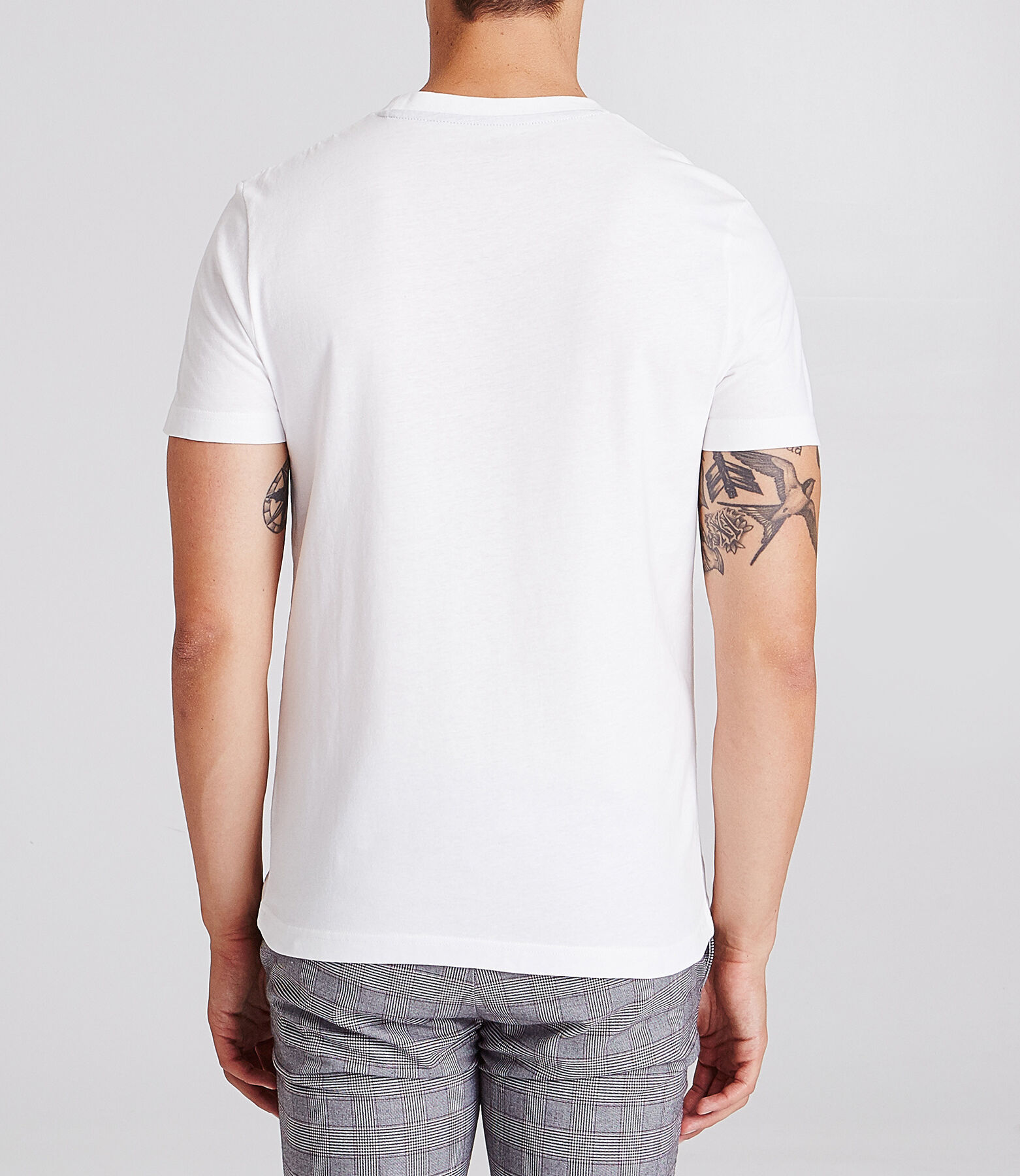 T-shirt met print van regio Auvergne