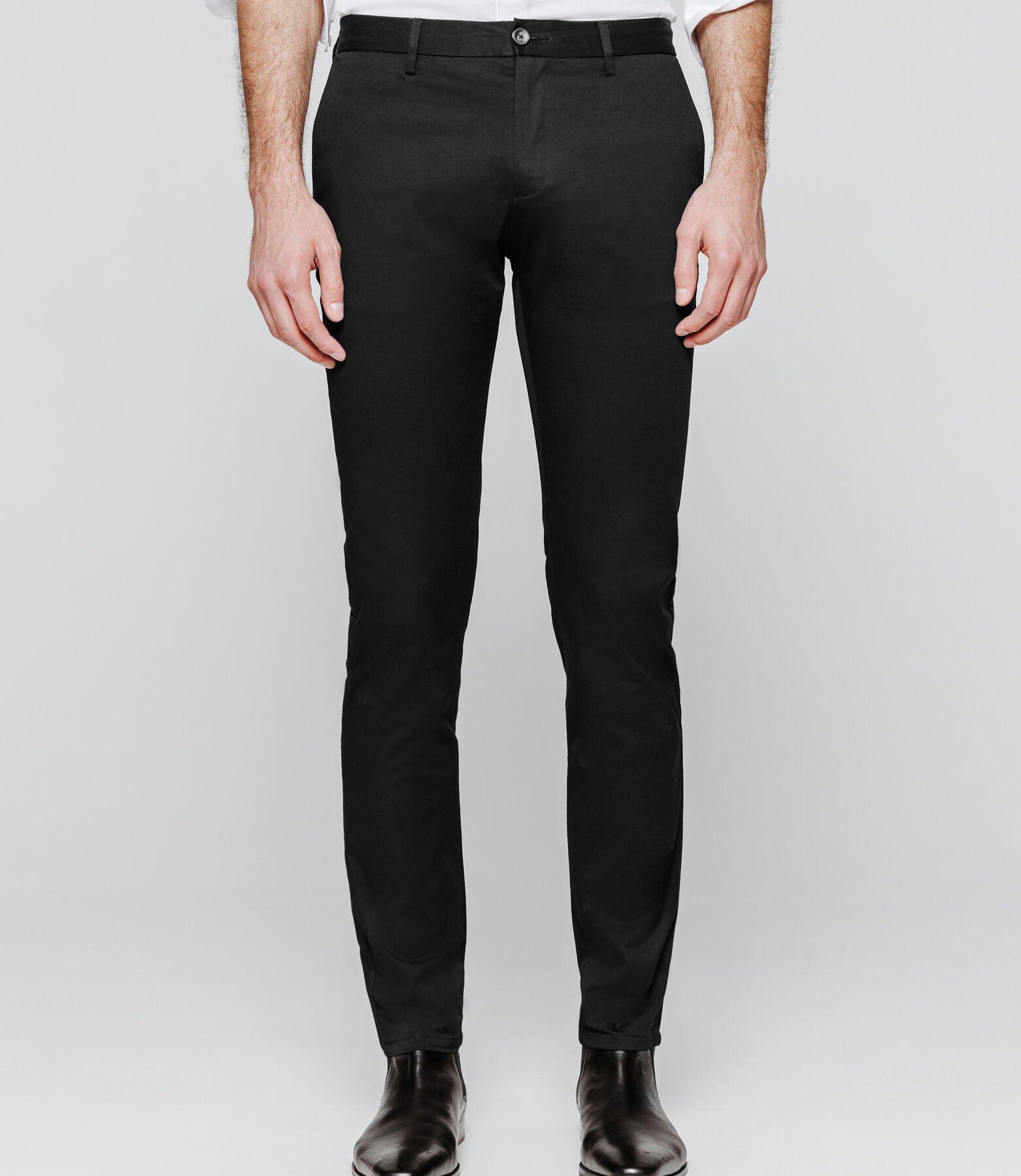 Pantalon Urbain Noir