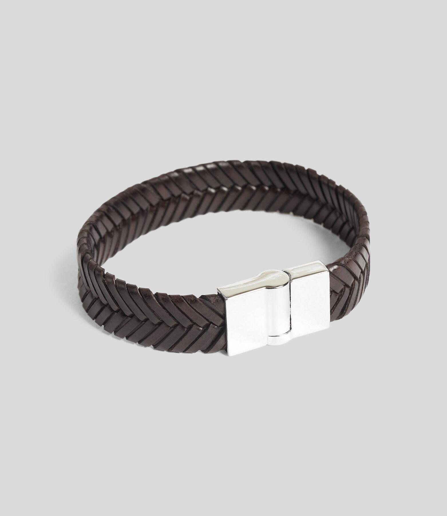 Bracelet tressé homme