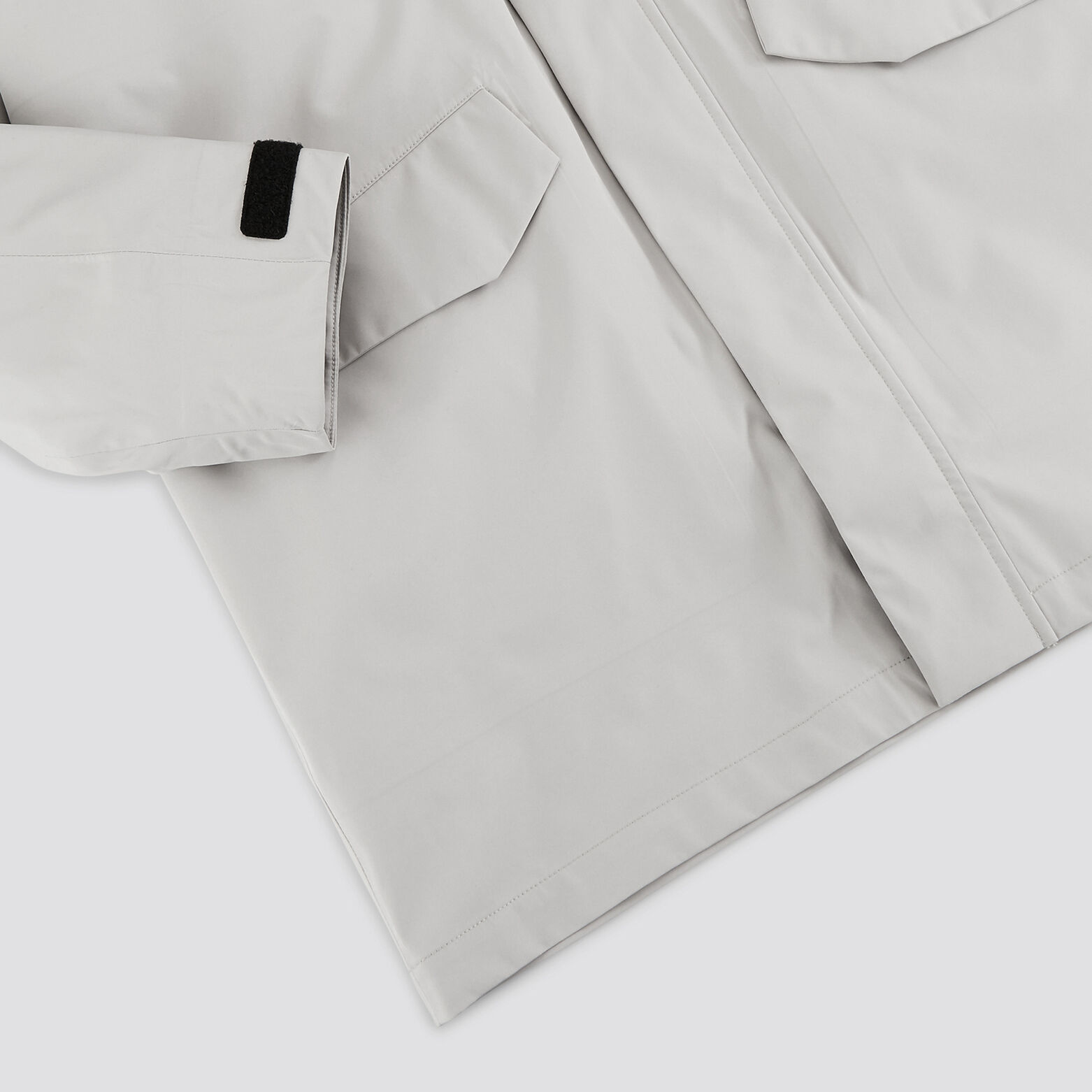 Parka technique 3 en 1 en polyester