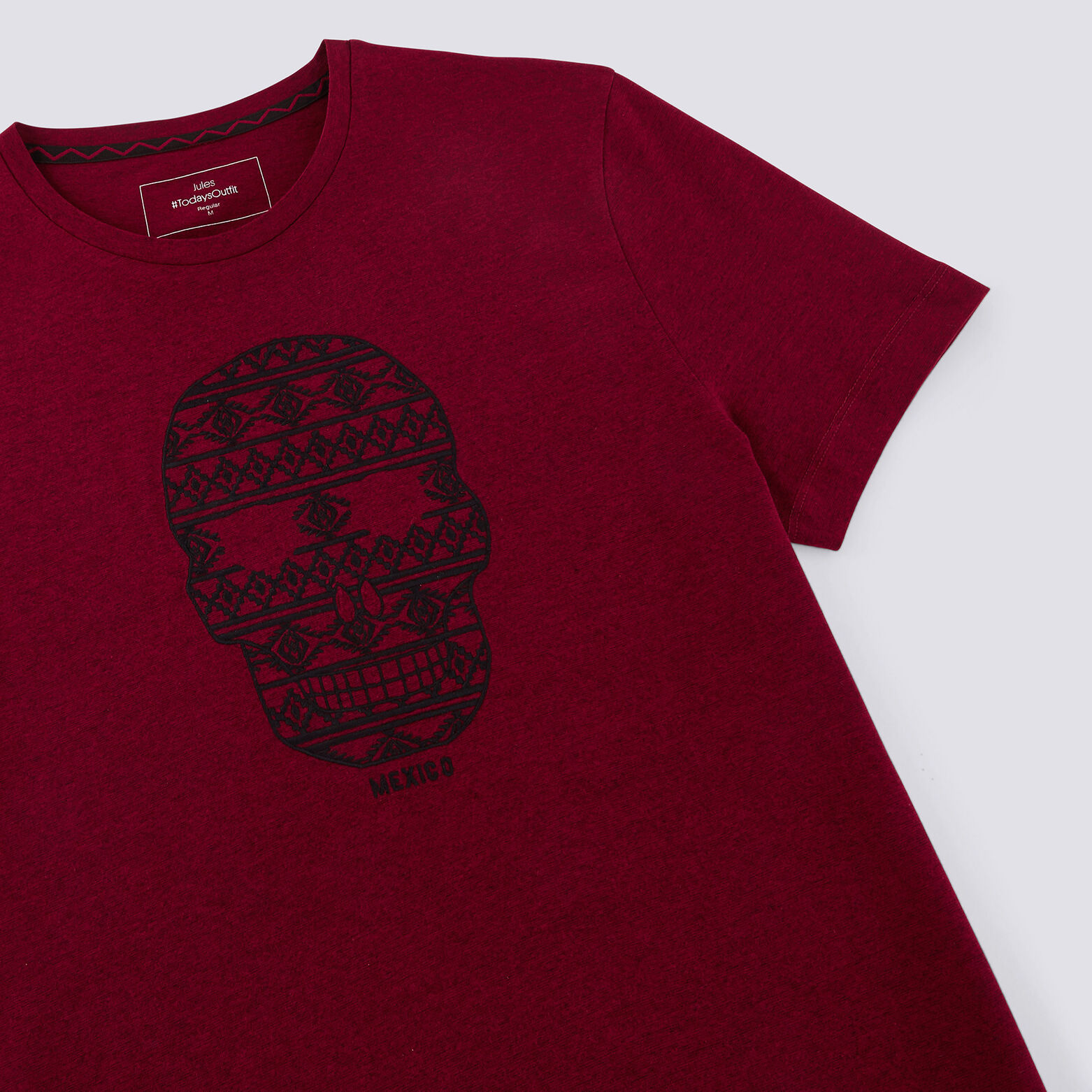 Tee shirt brodé MEXICO