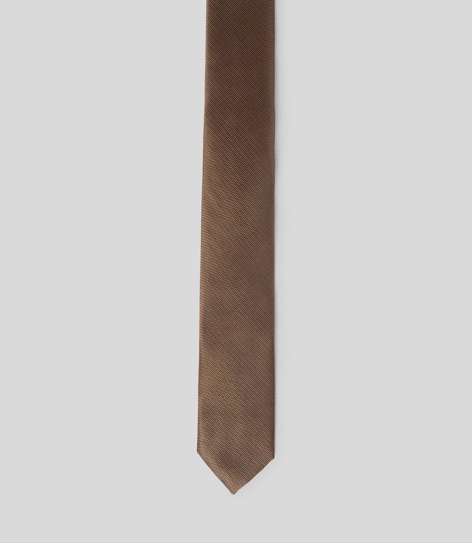 Cravate Camel