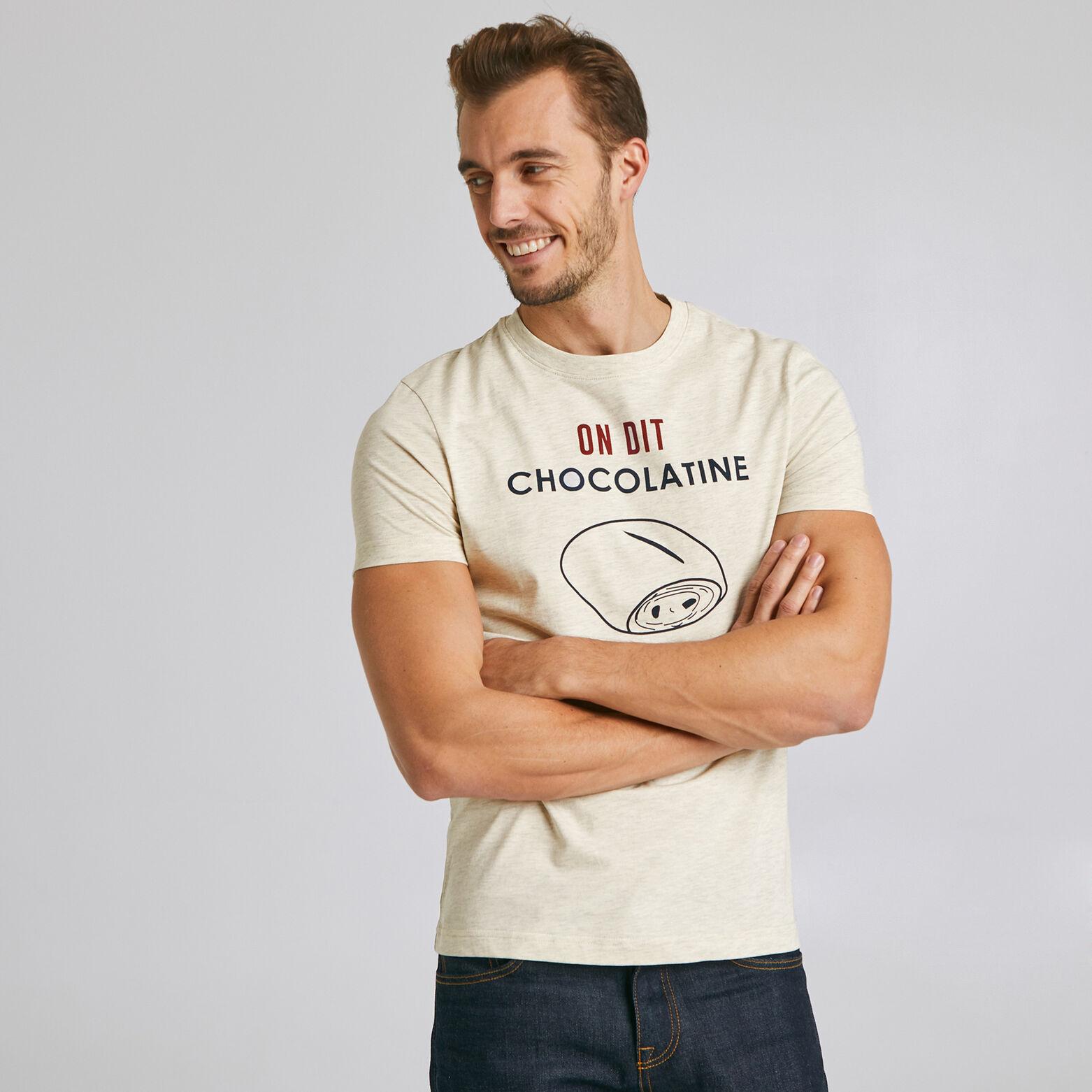 Tee-shirt région Midi-Pyrénées CHOCOLATINE