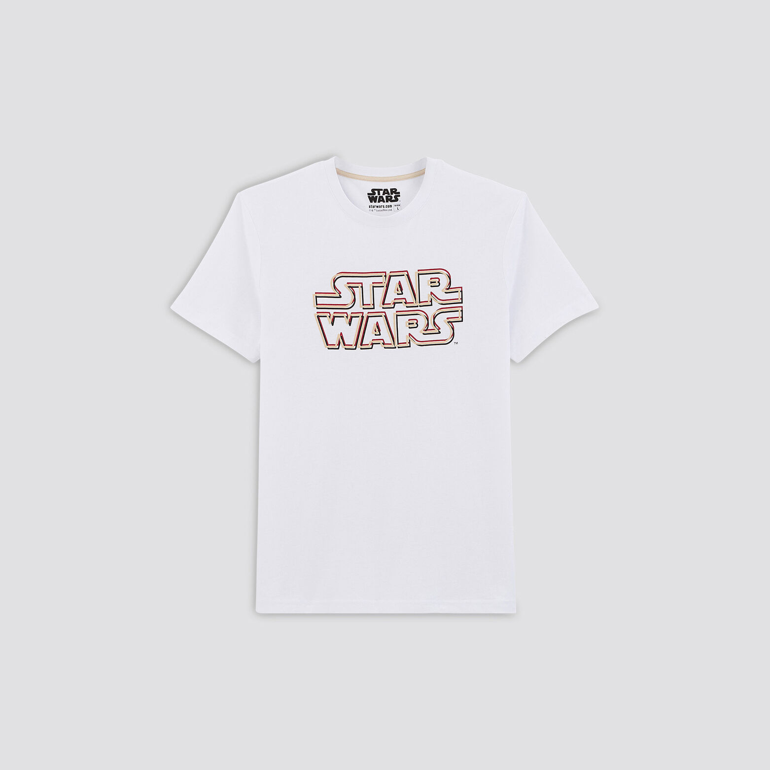 Tee shirt Star Wars coton issue de l'agriculture b