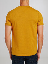 T-Shirt Jaune Fantaisie
