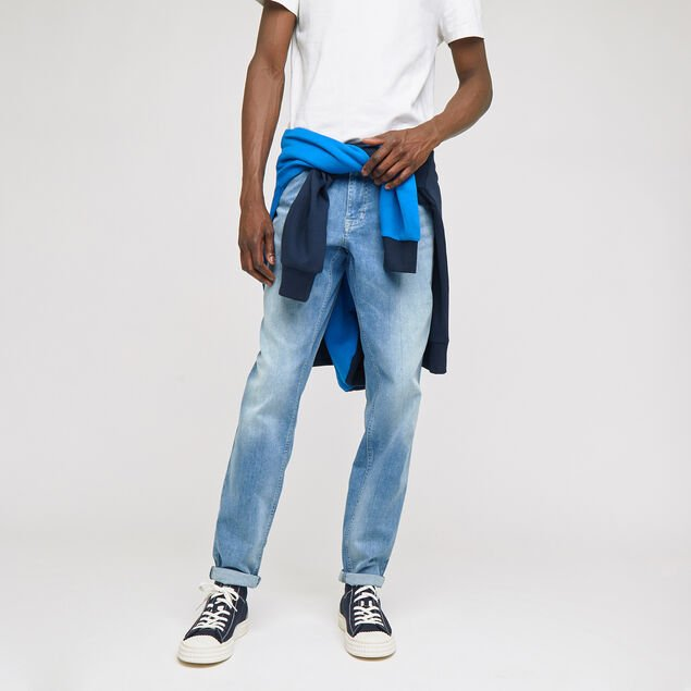Jean relax #Sami toile 100% recyclée