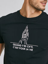 Tee shirt région Hauts de France