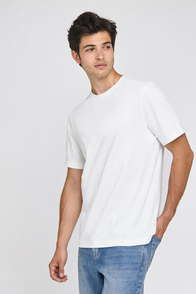 Tee-shirt Parfait by JULES coton issu de l'agri.bi