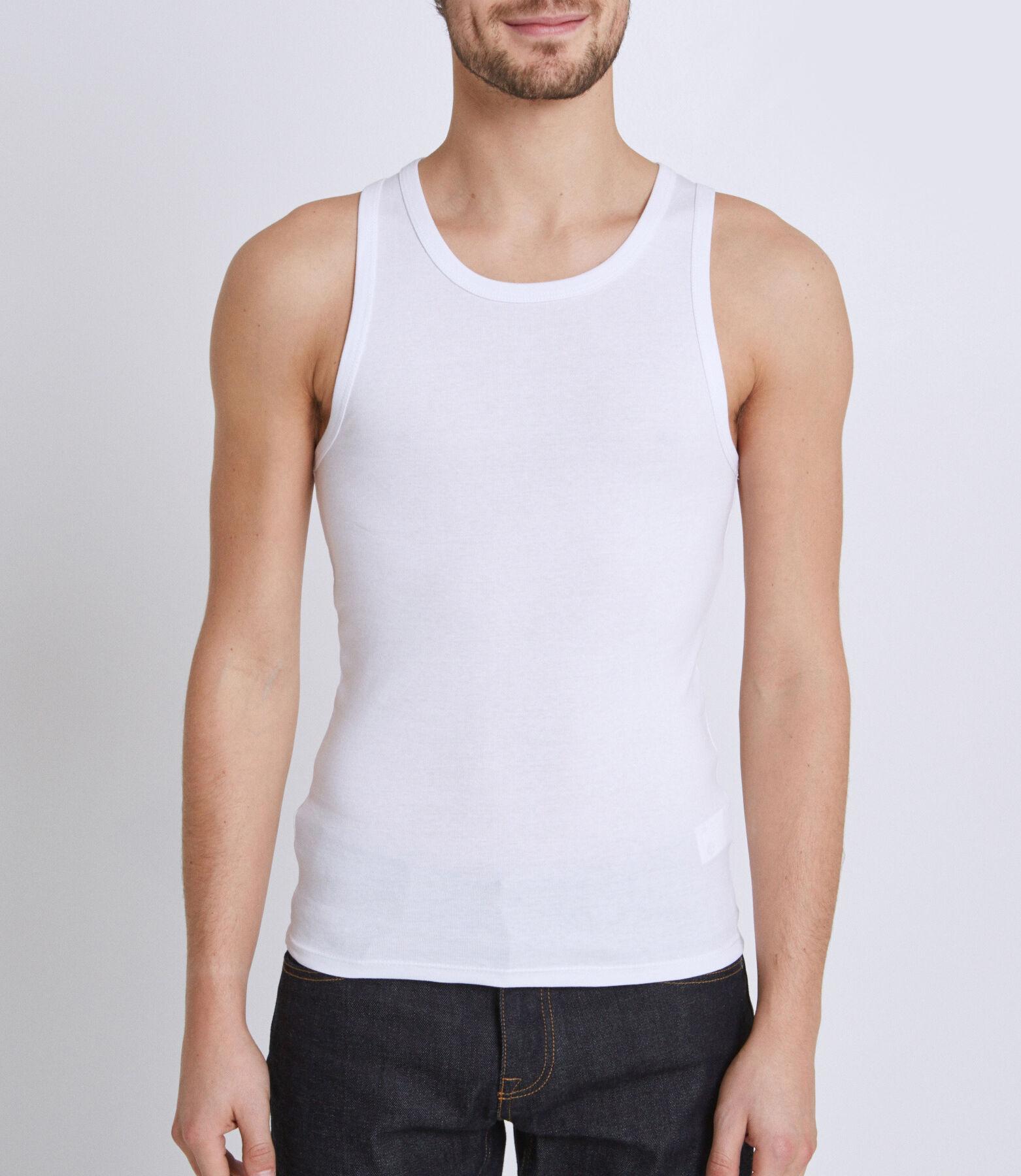 Mouwloos hemdje