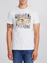 T-shirt met print van regio Hauts de France