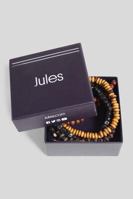 Lot de 5 bracelets en perles