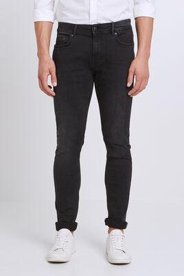 Skinny jeans, zwart, instapprijs