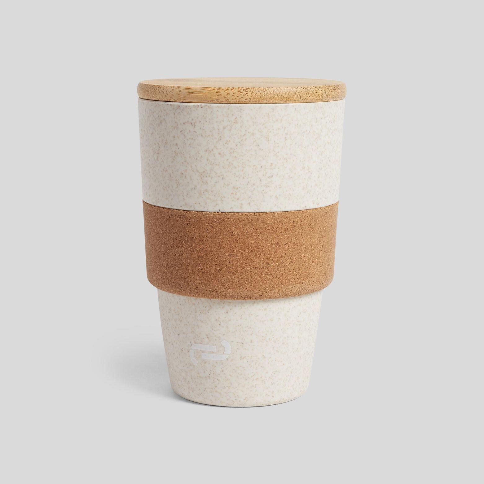 Mug en composants naturels
