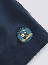 Maillot de Bain Bleu Marine