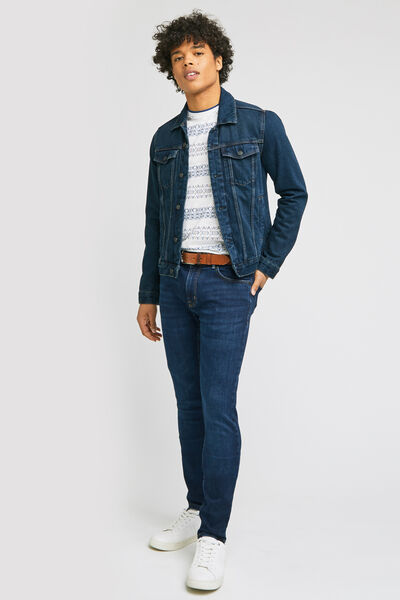 Jean skinny #Max foncé