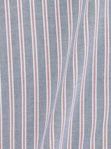 Chemise regular oxford rayures coton biologique