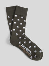 Chaussette all over  CALL of DUTY