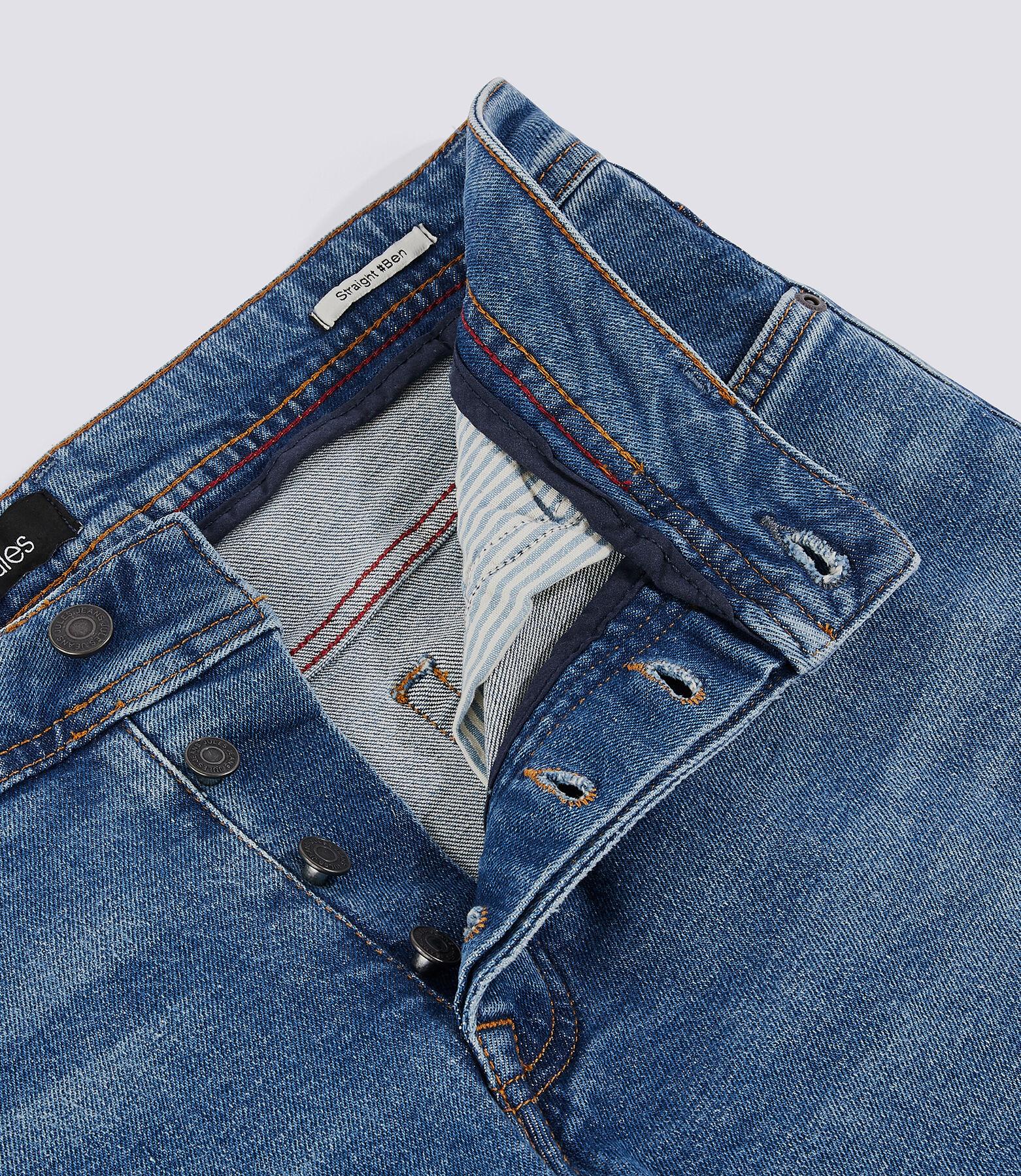 Jean Straight. 100% recyclé