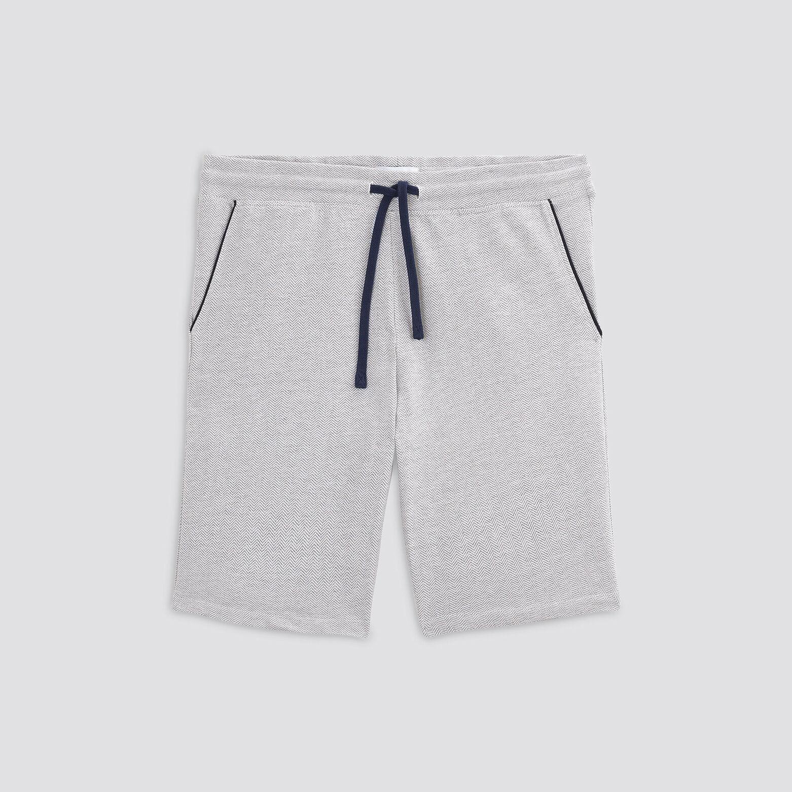 Short pyjama en maille