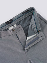 Pantalon Urbain Bleu Fantaisie