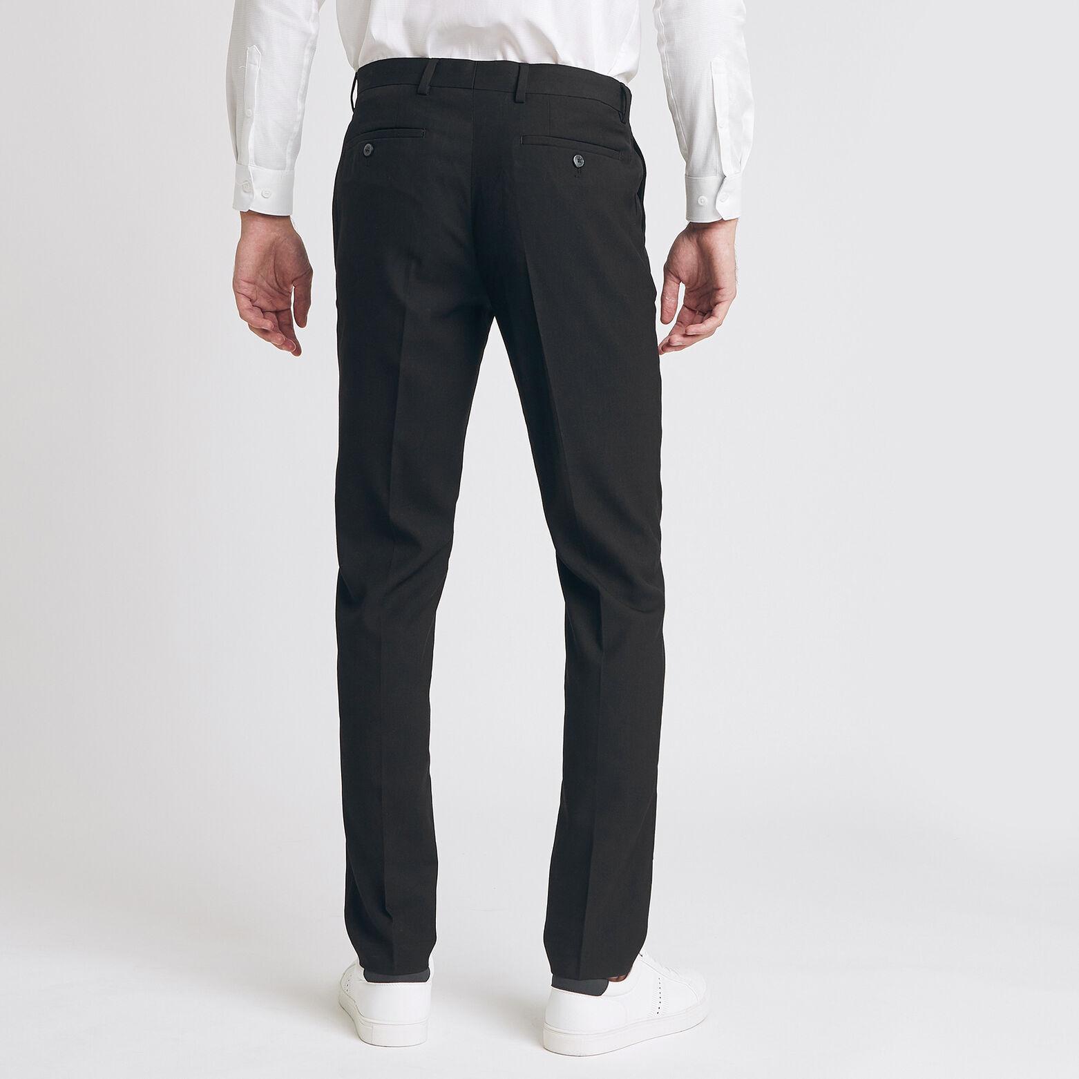 Pantalon de costume extra slim