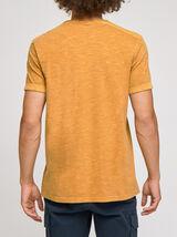 Tee-shirt effet délavé