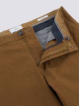 Pantalon chino regular # Lucian en coton issu de l