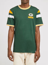 Tee shirt col rond licence NFL