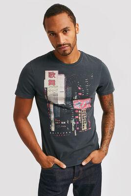 T-shirt imprimé TOKYO