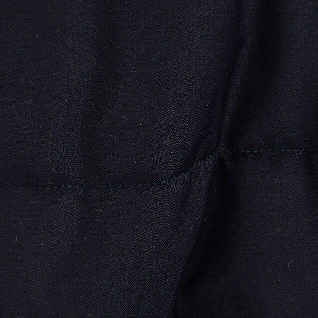 Doudoune matelassée capuche amovible
