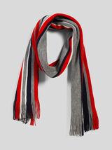 Veelkleurige sjaal