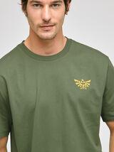 Tee shirt imprimé Zelda