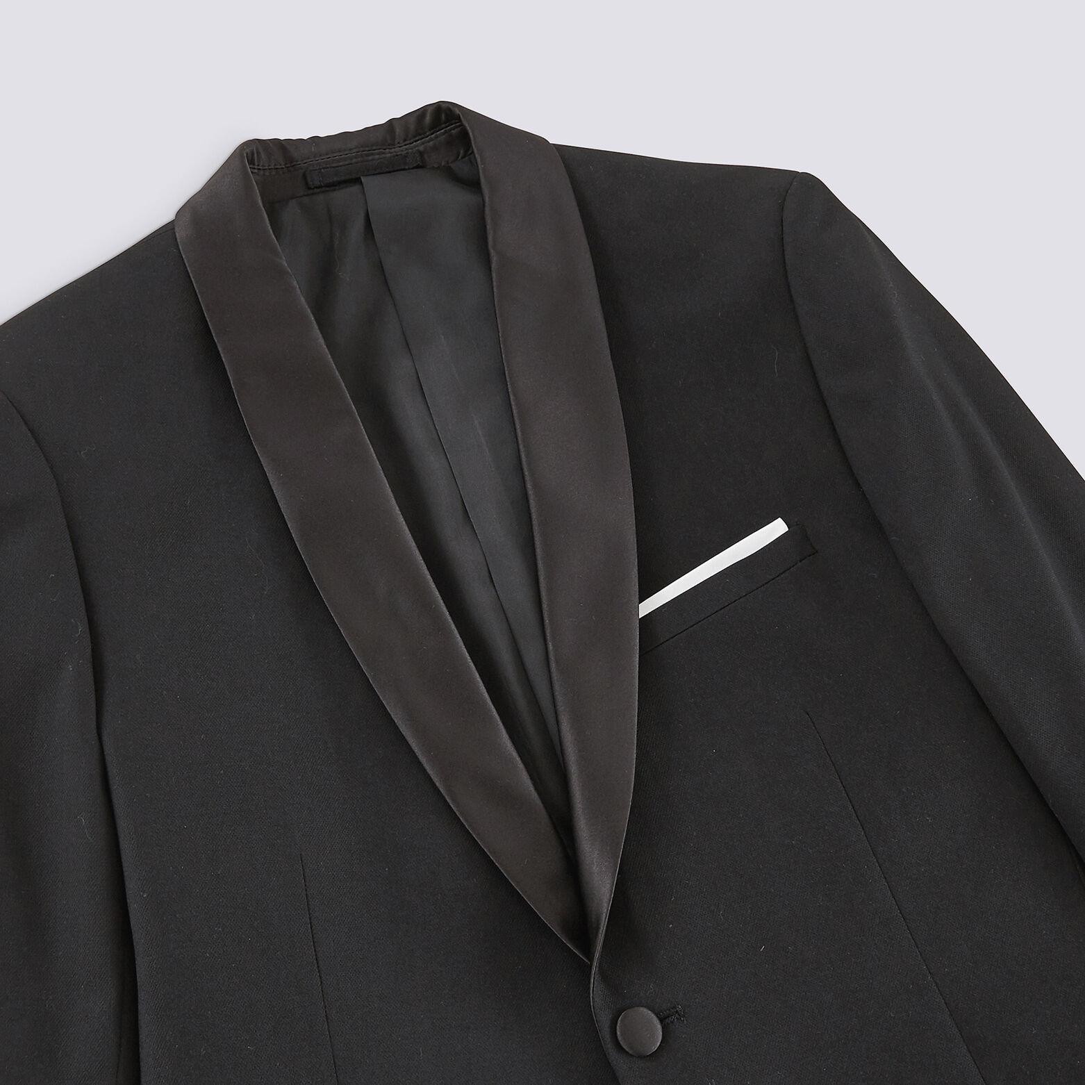 veste seule smocking slim match pant costume 1er p