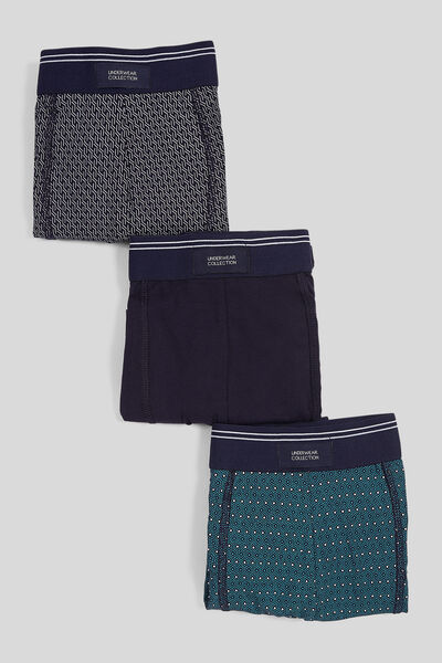 Lot de 3 boxers bantaisie