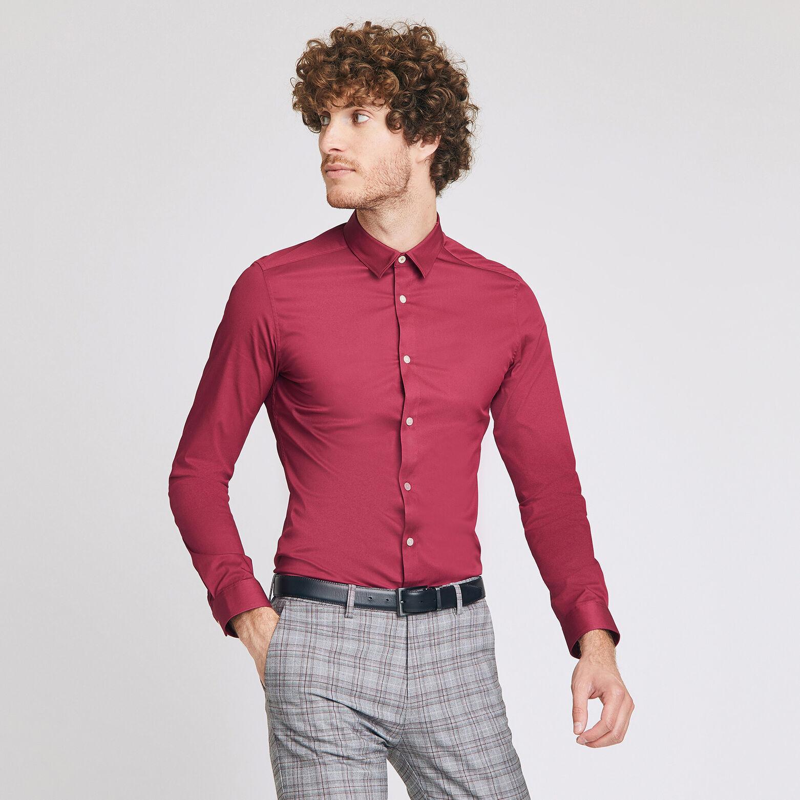 Ensemble chemise pantalon ceinture