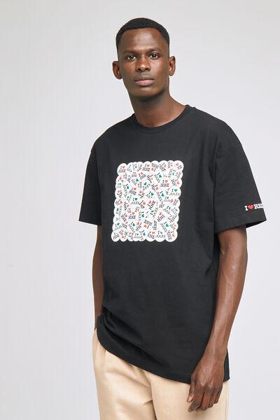 Tee shirt I love Roubaix
