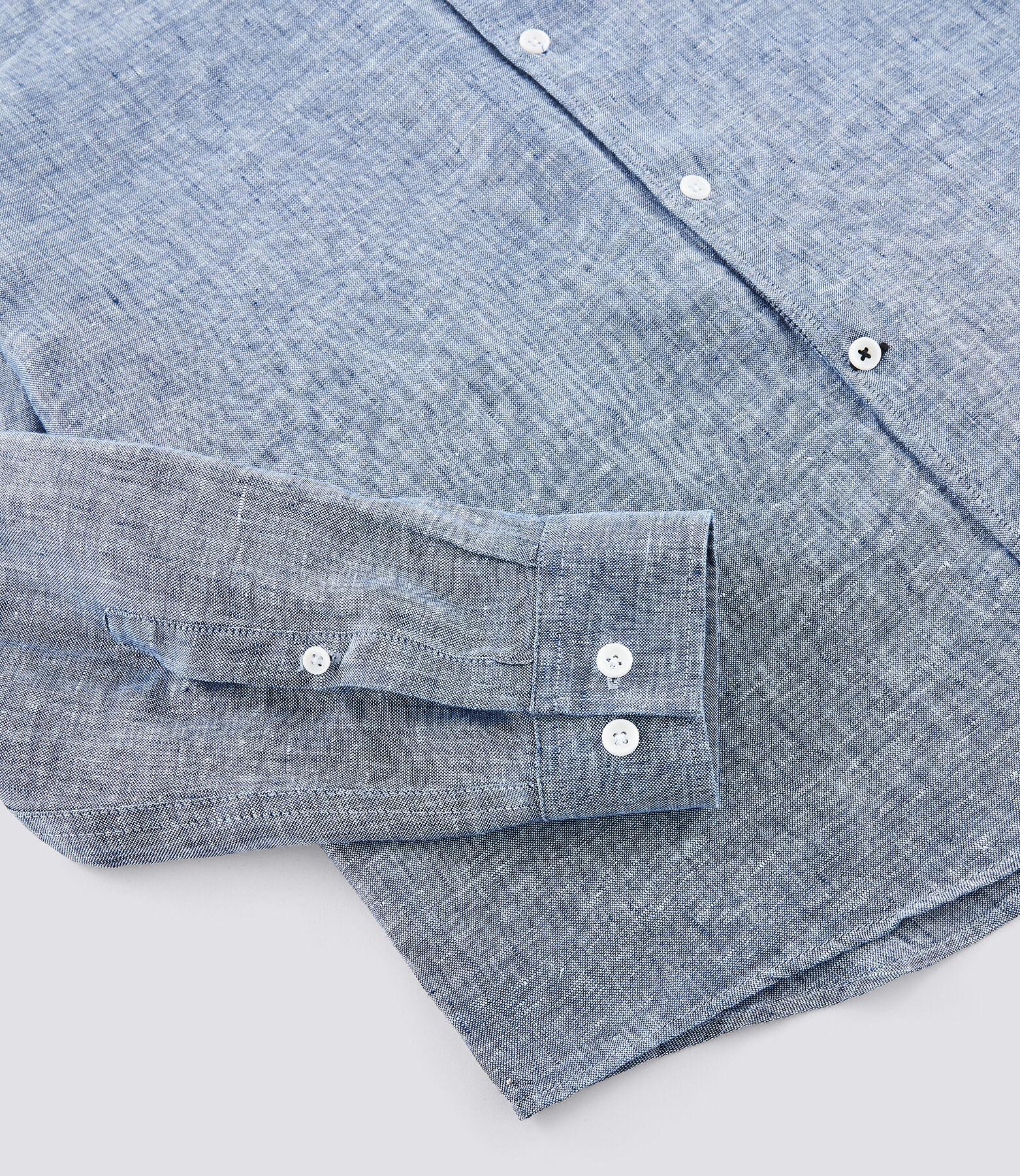 Chemise Sportswear Bleu Moyen